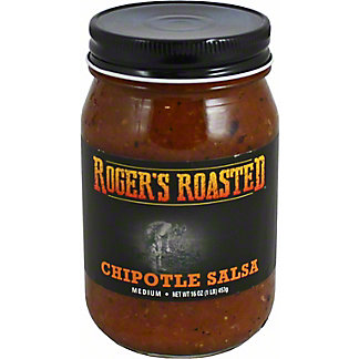 Rogers Roasted Chipotle Salsa, 16 oz