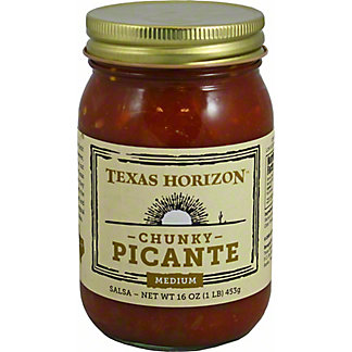 Texas Horizon Medium Chunky Salsa, 16 oz
