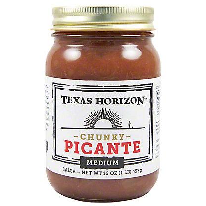 Texas Horizon Medium Chunky Salsa, 16 oz