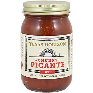 Texas Horizon Hot Chunky Picante Salsa,16 oz