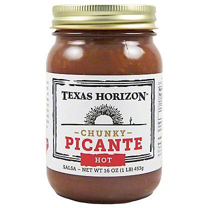 Texas Horizon Hot Chunky Picante Salsa,16 oz