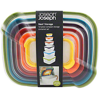 Joseph Joseph Nest Storage Container Set, 6 pc