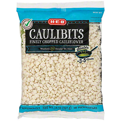 H-E-B Caulibits, 14 oz