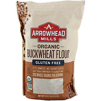Arrowhead Mills Organic Buckwheat Flour,22 oz