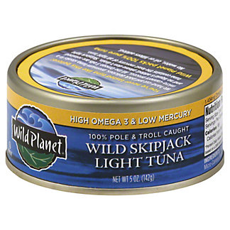 Wild Planet Tuna Skipjack Wild, 5 oz