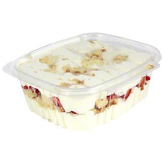 Central Market Large Straw Shortcake Parfait, ea