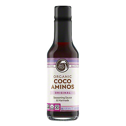 Big Tree Farms Organic Coco Aminos All Purpose Seasoning Sauce,10 oz