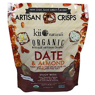Kii Naturals Organic Date & Almond Bites,5.3 oz
