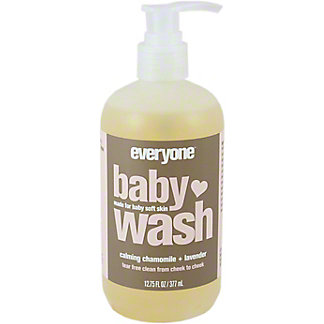 Everyone Chamomile Lavender Baby Wash, 12.75 oz