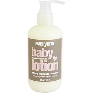 Everyone Chamomile Lavender Baby Lotion, 8 oz