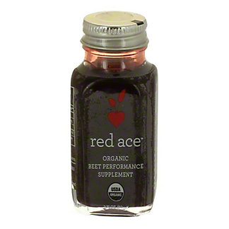Red Ace Organic Beet Performance Supplement,2 OZ