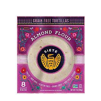 Siete Almond Flour Tortillas, 7 oz