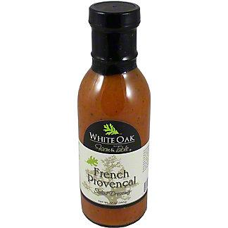 White Oak French Provencal Dressing, 12 oz