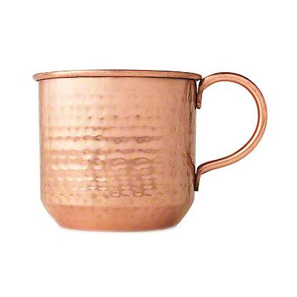 Thymes Simmered Cider Candle Copper Mug, 10 oz