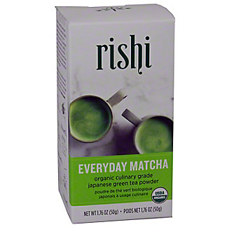 RISHI Everyday Matcha,1.76OZ