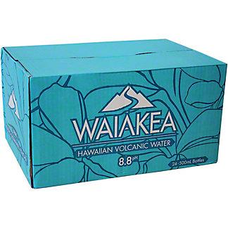 Waiakea Hawaiin Volcanic Water, 24 pk