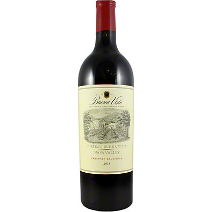Buena Vista Napa Valley Cabernet Sauvignon, 750 mL
