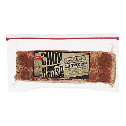 H-E-B Chop House Bacon, 24 oz
