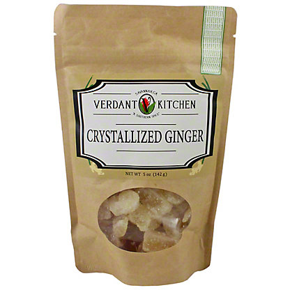 Verdant Kitchen Crystallized Ginger, 5 oz