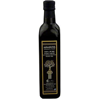 Maniatis Maniatis Kalamatas Finest Extra Virgin Olive Oil,16.9OZ