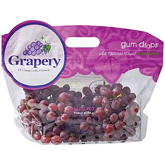 Fresh Gum Drop Grapes