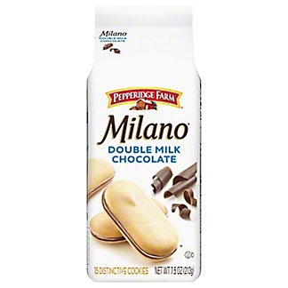 Pepperidge Farm Milano Double Milk Chocolate,7.5 oz