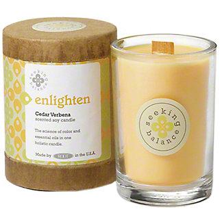 Root Candle Co. Enlighten Seeking Balance, 6.5 oz