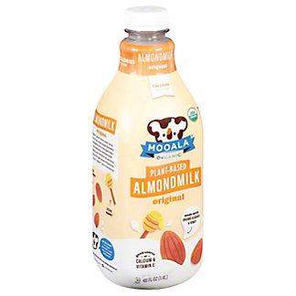 Mooala Mooala Organic Almondmilk Original,48 oz