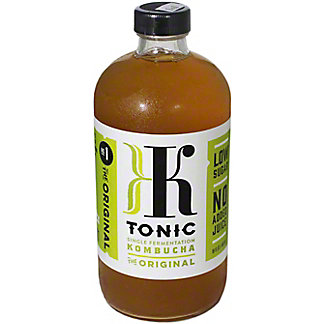 K Tonic Kombuca No. 1 Original, 16OZ