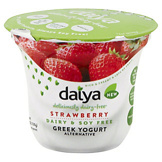 Daiya Strawberry Yogurt,5.3 OZ