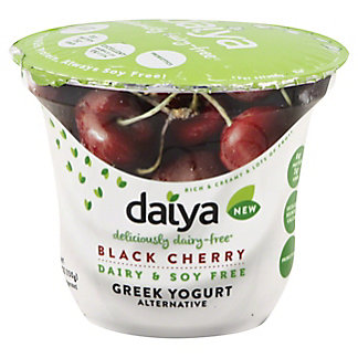 Daiya Black Cherry Yogurt,5.3 OZ