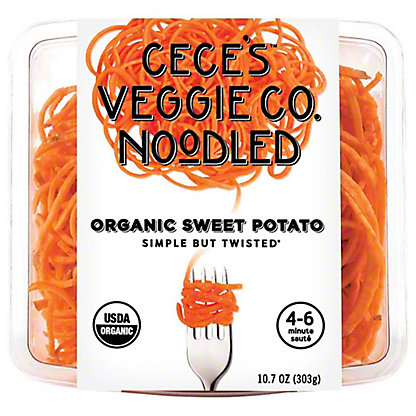 Veggie Noodle Co. Sweet Potato Spirals,10.7 OZ