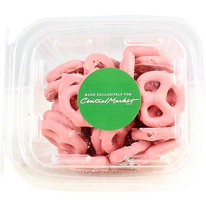 Durham Ellis Strawberry Yogurt Pretzel, 5.5 oz