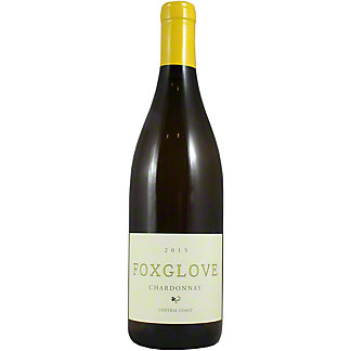 Foxglove Chardonnay, 750 ML