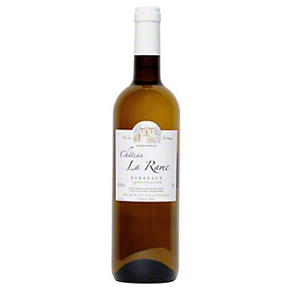 Chateau La Rame Bordeaux White, 750 mL