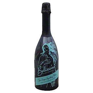 Bellissima Zero Sugar Sparkling Wine, 750 mL