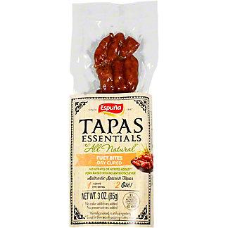 Espuna Tapas Essentials Fuet Bites, 3 oz