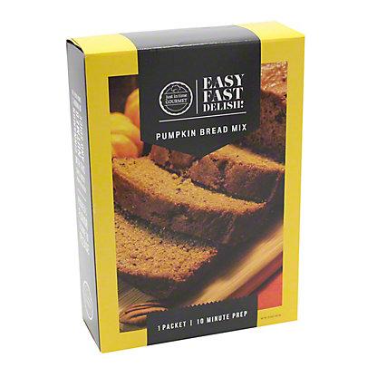 Just In Time Gourmet Pumpkin Bread Mix, 15.31 oz