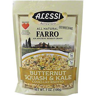Alessi Butternut Squash & Kale Farro, 7 oz