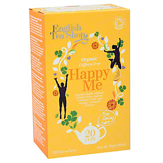 ENGLISH TEA SHOP Organic Happy Me Sachet,20 ct