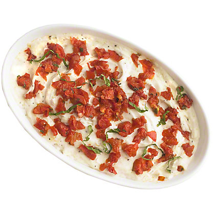 Central Market Roasted Tomato Basil And Goat Cheese Dip,EACH