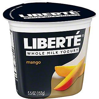 Liberte Organic Ecuadorian Mango, 5.5 oz