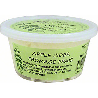 FROMAGE FRAIS APPLE CIDER