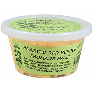 Nettle Meadow Roasted Red Pepper Fromage Frais, 5 OZ