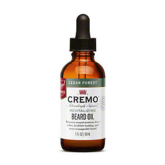 Cremo Revitalizing Forest Blend Beard Oil , 1 oz