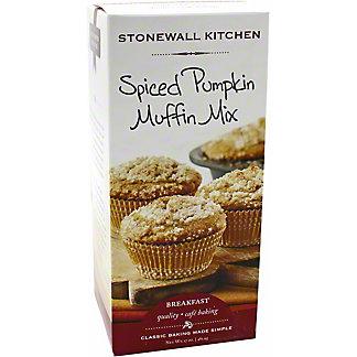 Stonewall Kitchen Spiced Pumpkin Muffin Mix, 17 oz