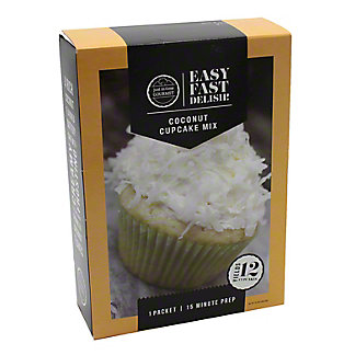 JUST IN TIME GOURMET Cupcake Coconut Mix, 21.36Z
