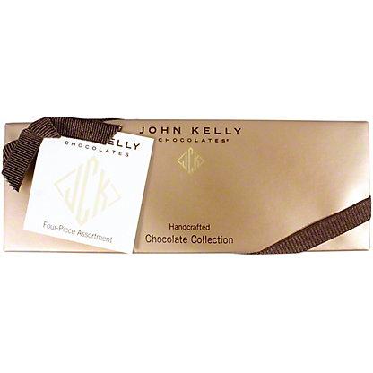 John Kelly 4PC Chocolate Assortment, 5.4 OZ