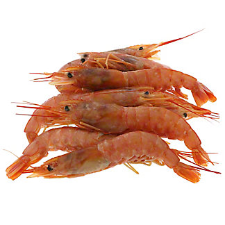 Previously Frozen Raw Argentine Red Shrimp Head-On, Wild Caught, 9/12 ct
