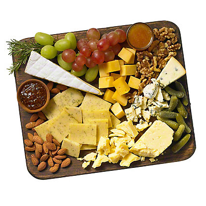 Rustic Cheese Platter, Serves 10-15